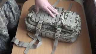 Мой городской рюкзак. Видео на конкурс MolchunU2(Ссылка на обзор рюкзака: Обзор. Рейдовый рюкзак Ирландской армии. - http://www.youtube.com/watch?v=cNjVBaRzSEA * Производитель:..., 2013-01-22T06:10:17.000Z)