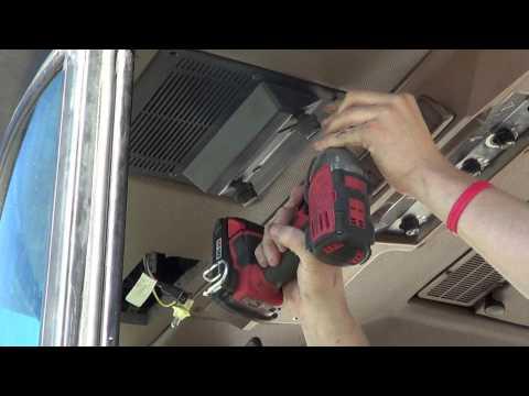 TRACTOR CAB INTERIOR INSTALLATION Fehr Cab Interiors