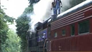 The Day Western Maryland No. 502 went up in smoke!!!!