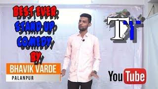 best ever stand up comedy on engineering by bhavik varde / જોરદાર કોમેડી ઇજનેરો ઉપર્