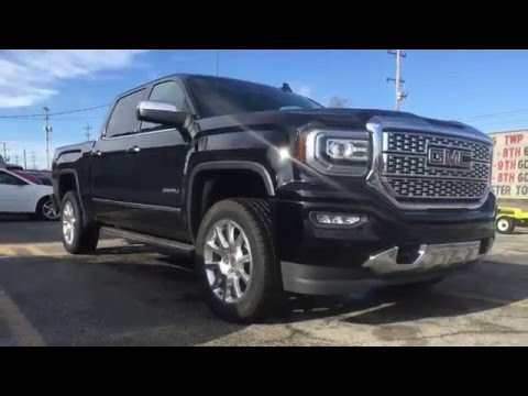 2016 GMC Sierra Denali 1500 Leveling kit for Magnetic Ride