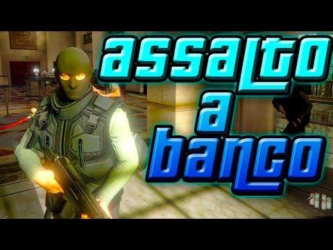 GTA V: Vida do Crime #6 - Assalto a Banco