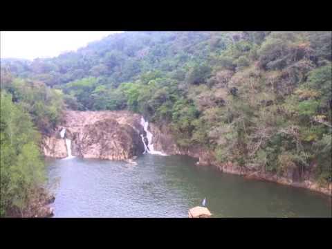 Belize Waterfalls - Jungle Splash Pontoon Waterfall Adventure Tour