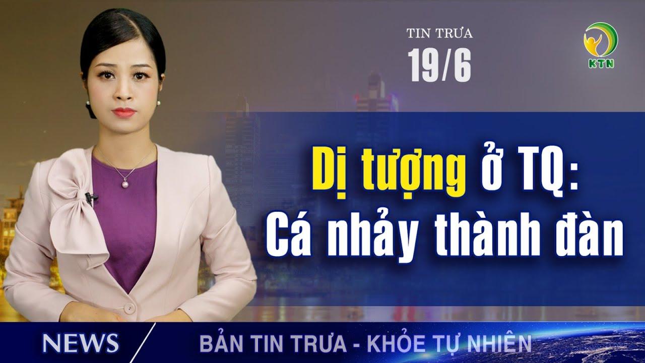 Bản tin trưa 19/6: Việt Nam bàn chuyện nối lại đường bay với Trung – Nhật – Hàn