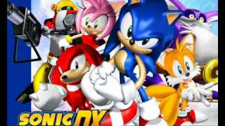 Sonic Adventure DX Music: Lost World  3 [extended]