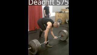 Ben Rayland Deadlift Heartbreak Classic 2013