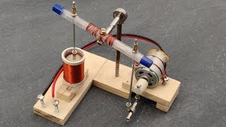 Free Energy Generator Using Weight Scale Solenoid Engine Method