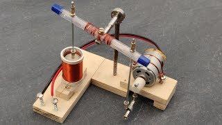Free Energy Generator Using Weight Scale Solenoid Engine Method