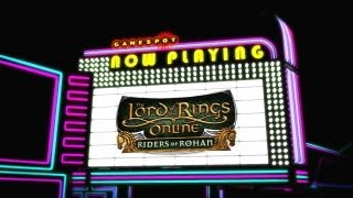 GameSpot Now Playing - LOTR Online: Riders of Rohan