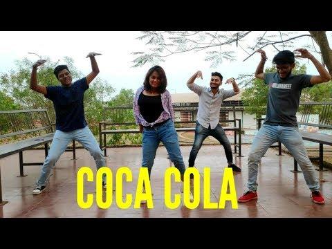 Coca Cola Dance Cover - Luka Chuppi | Karthik A, Kriti S | Neha Kakkar Tony Kakkar Young Desi