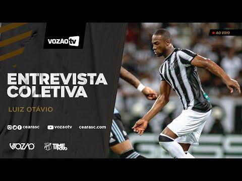 COLETIVA Entrevista Coletiva Luiz Otávio  24012020  Vozão TV