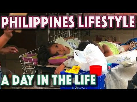 AMERICAN LIVING IN METRO MANILA PHILIPPINES - A Day In The Life