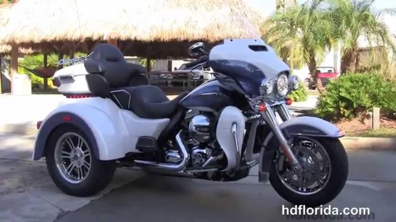 Harley Davidson Tri Glide Ultra Motorcycles For Sale In: New 2015 Harley Davidson Tri Glide Motorcycles For Sale