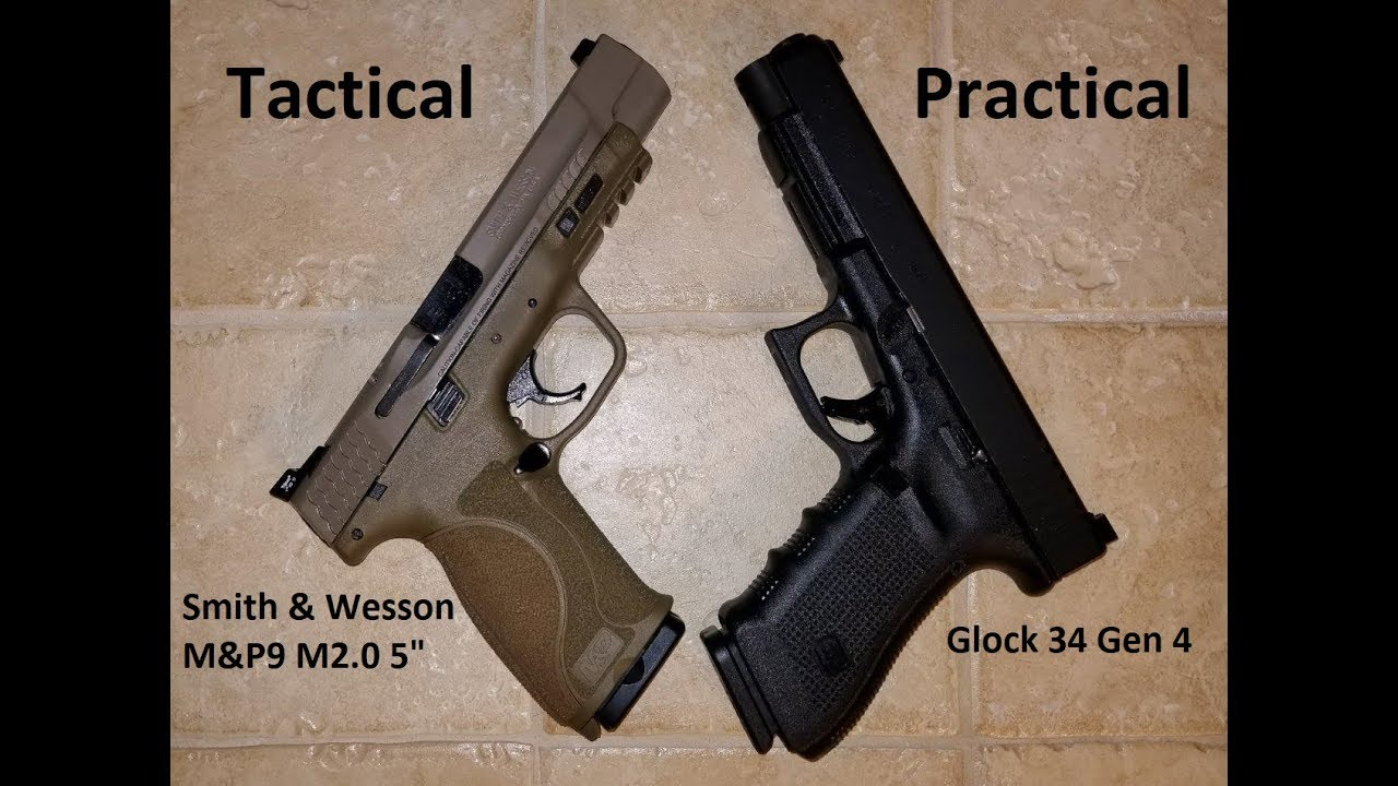 Smith & Wesson M&P9 M2 0 5