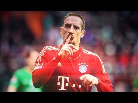 Franck Ribery - Goals/Skills/Assists - 2013/2014 | HD