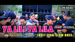Download DJ YA LILI YA LILA - Bass Tingkat Dewa || Joget Firal By R2 Projects