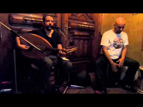 Diab On Oud Live @ Antique Khana / Cairo / June 16 2015
