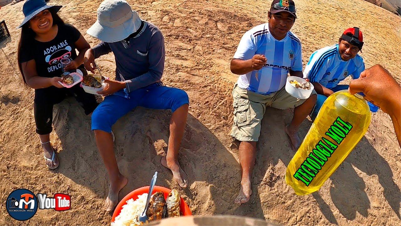 LA MEJOR COMPARTIR CON LOS AMIGOS EN  LA PESCA - SHARE IN FISHING