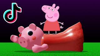 15 TikTok PIGGY FAILS in PIGGY in Roblox!