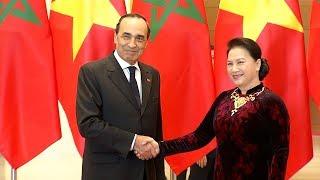 Chủ tịch Hạ viện Vương quốc Maroc thăm chính thức Việt Nam