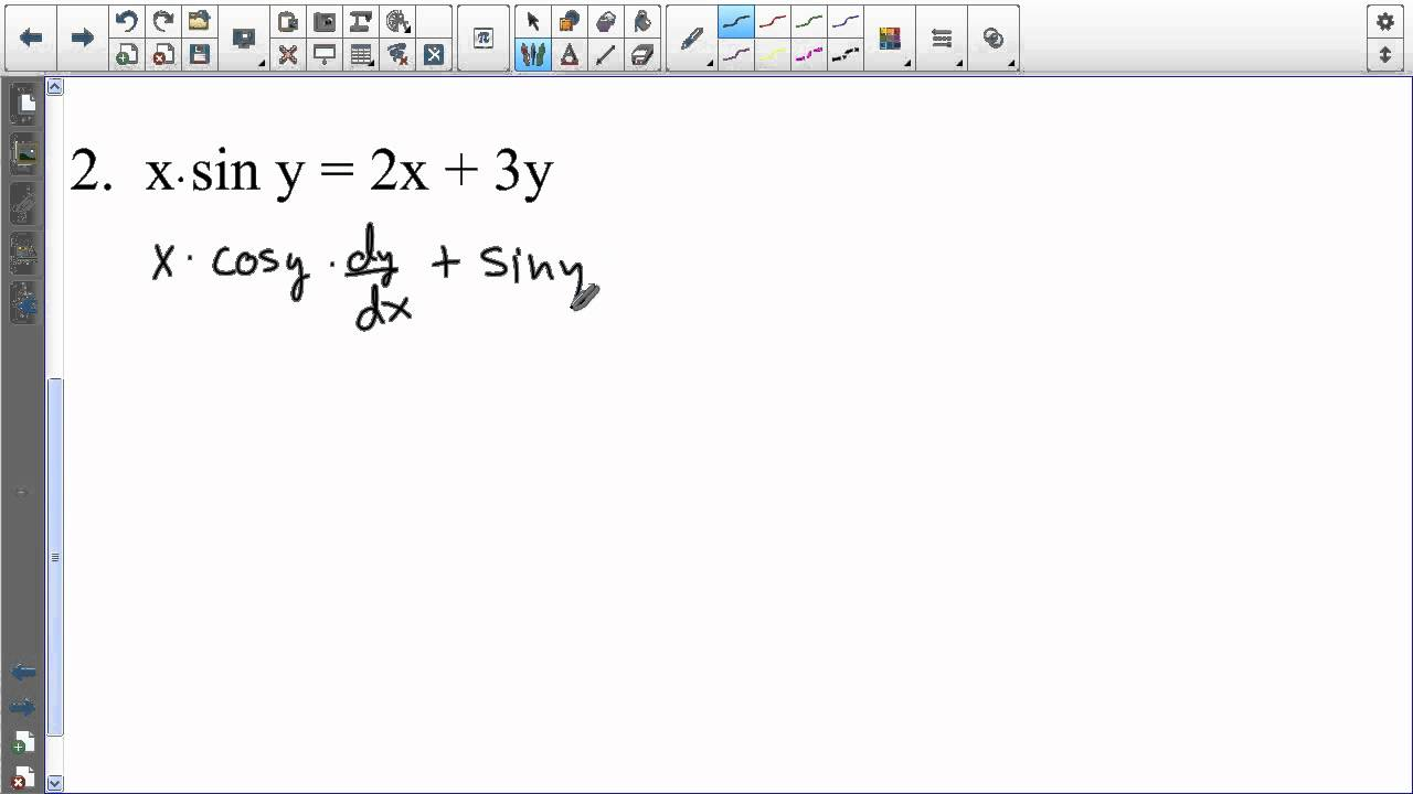 Worksheet & Practice - Trig Function Derivatives & the Chain Rule ...