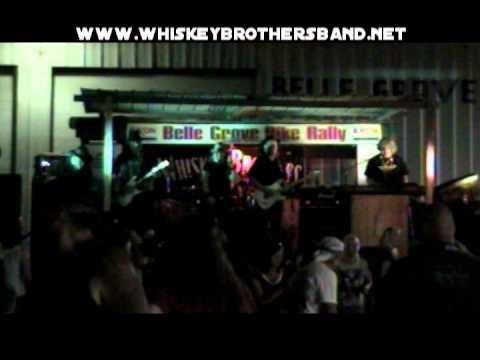 The Whiskey Brothers Band LIVE at the 2014 Belle Grove Bike Rally Part - 1
