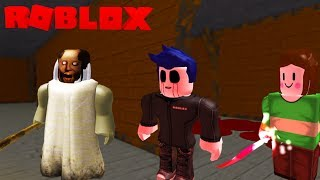 Roblox Scariest Game (ROBLOX HEAD OF HORROR)