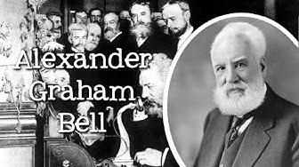 Biography of Alexander Graham Bell for Children: Famous Inventors for Kids - FreeSchool