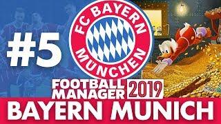 BAYERN MUNICH FM19 ALPHA | Part 5 | MASSIVE TRANSFER BUDGET | Football Manager 2019