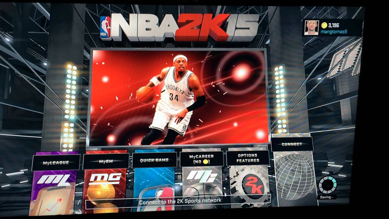how to connect to 2k15 servers
