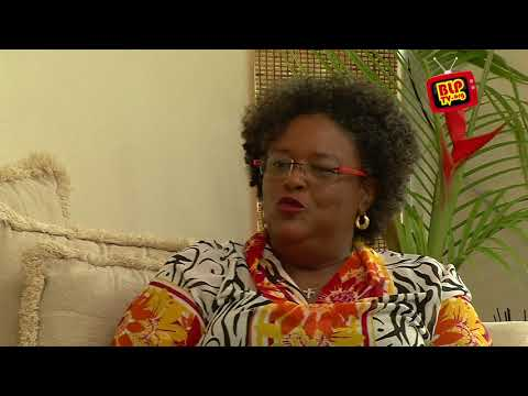 Interview with Mia Amor Mottley (Highlights)   #4