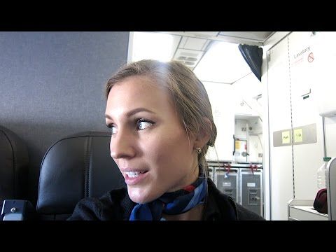 Start of a 2-Day Trip | FLIGHT ATTENDANT LIFE | VLOG 63