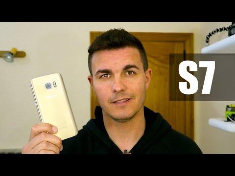 Impresiones finales Samsung Galaxy S7