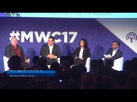Panel: The Industrial Internet @ Mobile World Congress 2017