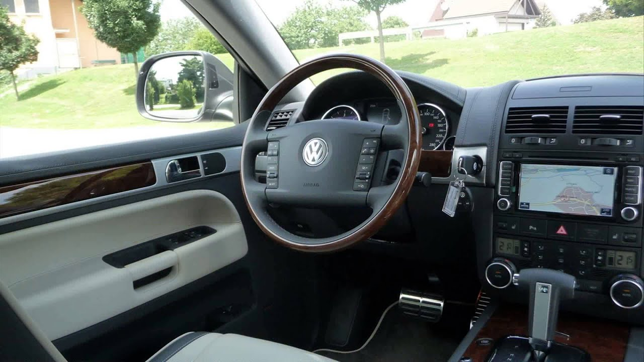 volkswagen touareg 5 0 tdi v10 tuning youtube. Black Bedroom Furniture Sets. Home Design Ideas