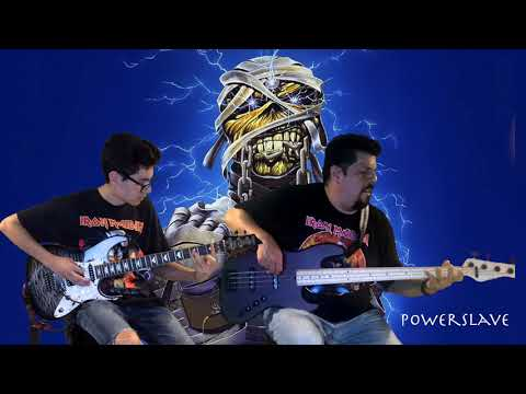 Killer Years - A Guitar And Bass Tribute To Iron Maiden (Medley By Carmine And Mario Gonzalez)