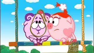 Парное макраме  - Смешарики 2D | Мультфильмы для детей