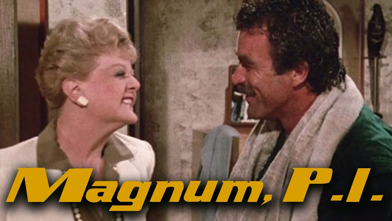 Download That Time Magnum P.I. and Murder, She Wrote Did A Crossover