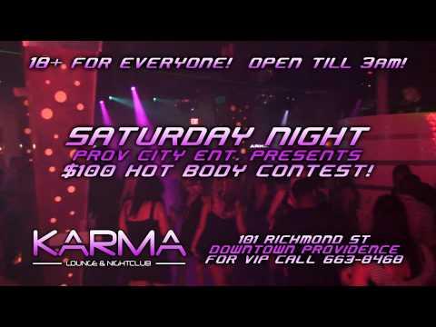 Karma Nightclub Providence, RI - Winter 2011