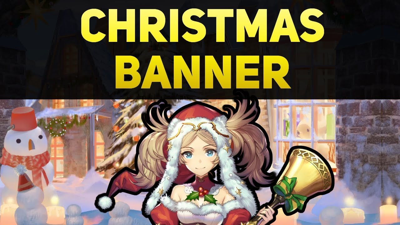 Feh Christmas Banner.Christmas Banner Stats Skills Discussion Winter S Envoy Fire Emblem Heroes Guide