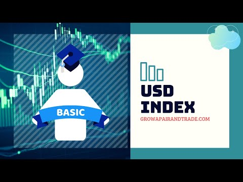 How To Trade - US Dollar Index - Basic