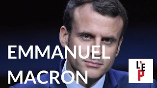 BANDE  ANNONCE - L'Emission politique avec Emmanuel Macron le 06 avril 2017 (France 2)
