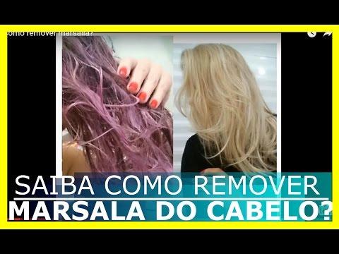 Download SAIBA COMO REMOVER MARSALA DO CABELO
