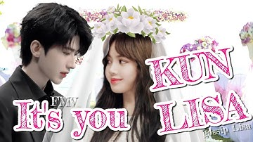 "💋It's you 《KUNLISA》 Lisa and Cai XuKun Couple-Ship to Chemistry in ""Youth With You"" OPV"