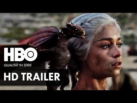 GAME OF THRONES Staffel 1 4K UHD - Trailer Deutsch HD German (2018)
