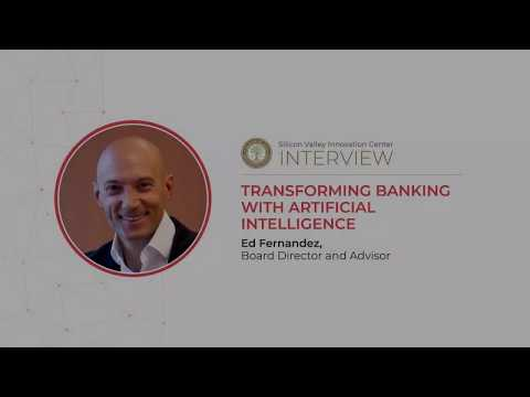 Transforming Banking with Artificial Intelligence | SVIC Interview