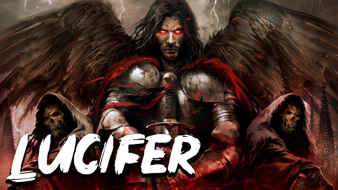 Lucifer: The Story of the Fallen Angel - Angels and demons - See U ...