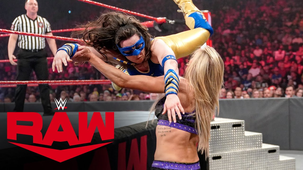 Nikki A.S.H. Vs Charlotte Rematch Announced For Next Week