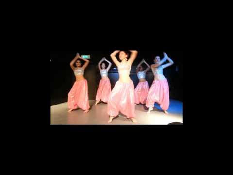 """Lamira Faro Bollywood Dance Company """"Jai ho"""""""