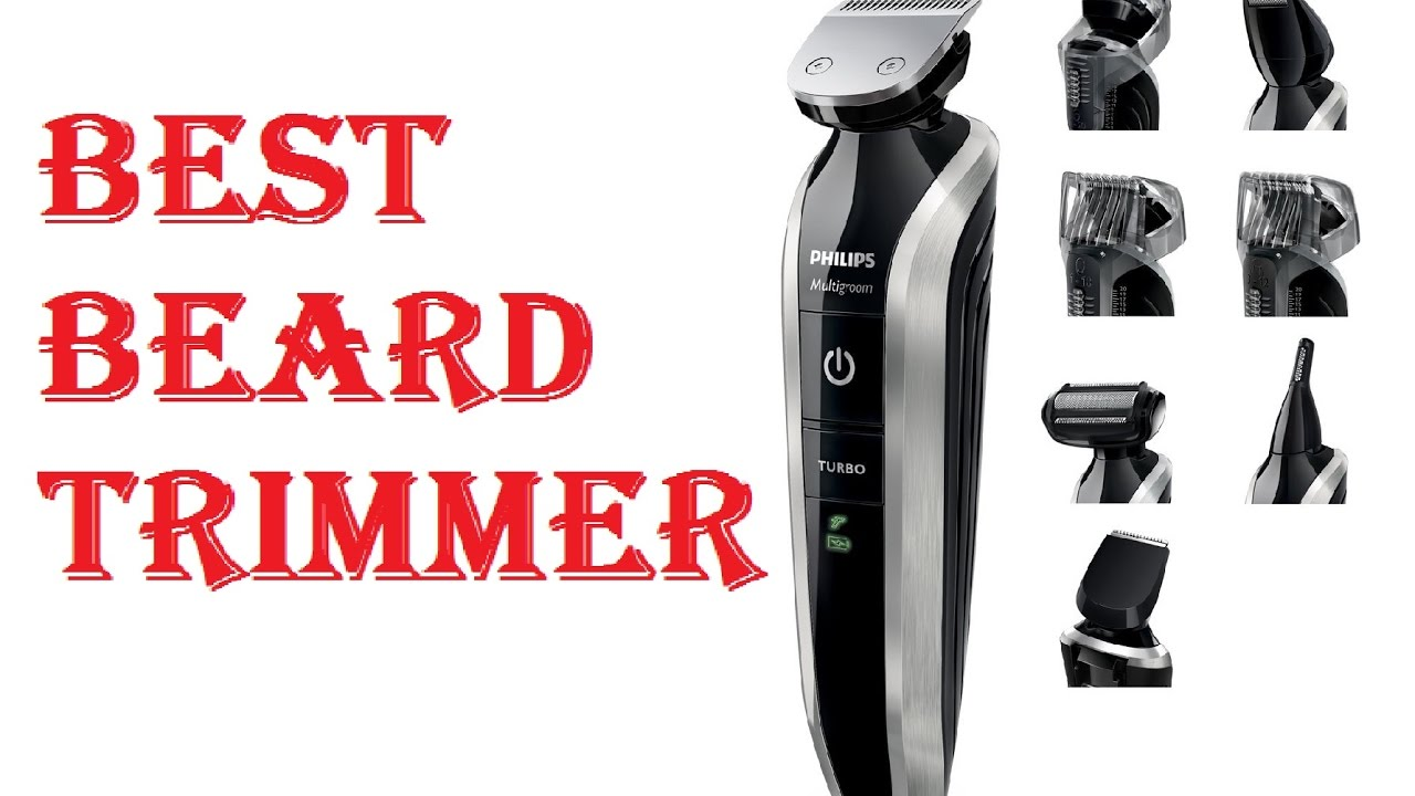 best beard trimmer 2017 youtube. Black Bedroom Furniture Sets. Home Design Ideas